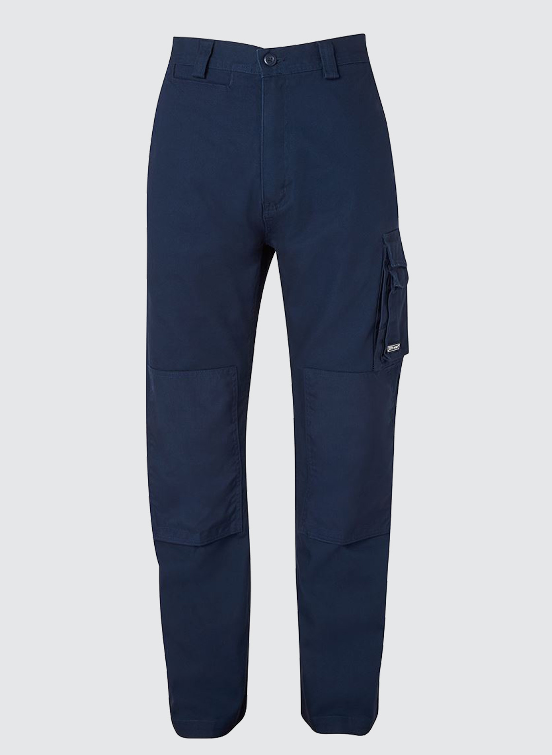 The Patagonia Men's Iron Forge Hemp® Canvas Cargo Pants - Regular are heavy-duty work pants with cargo pockets built to stand up to day-in, day-out work.