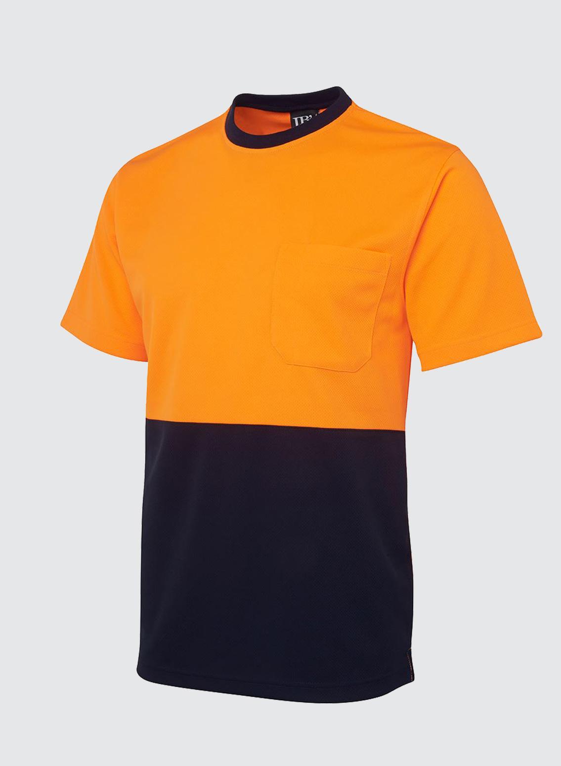 6hvt Hi Vis Traditonal T Shirt Business Image Group