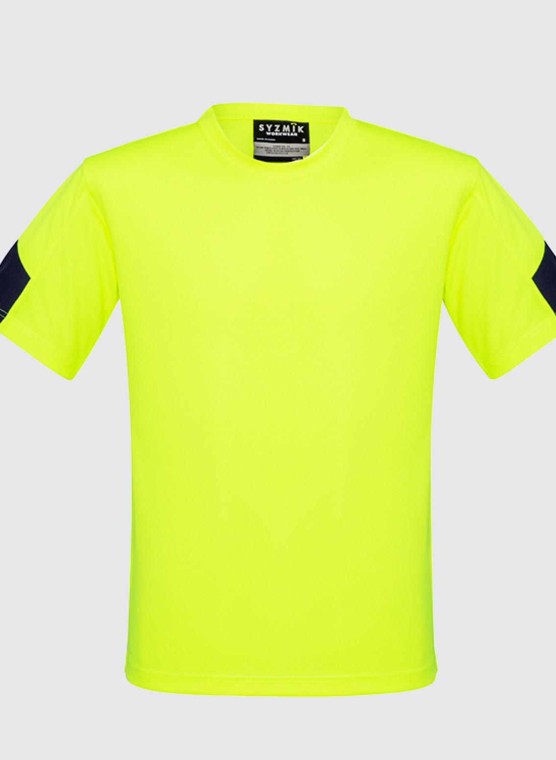 Zw505 Mens Hi Vis Squad T Shirt Business Image Group