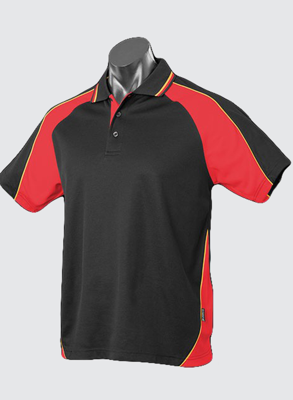 Red Polo Shirt Mens