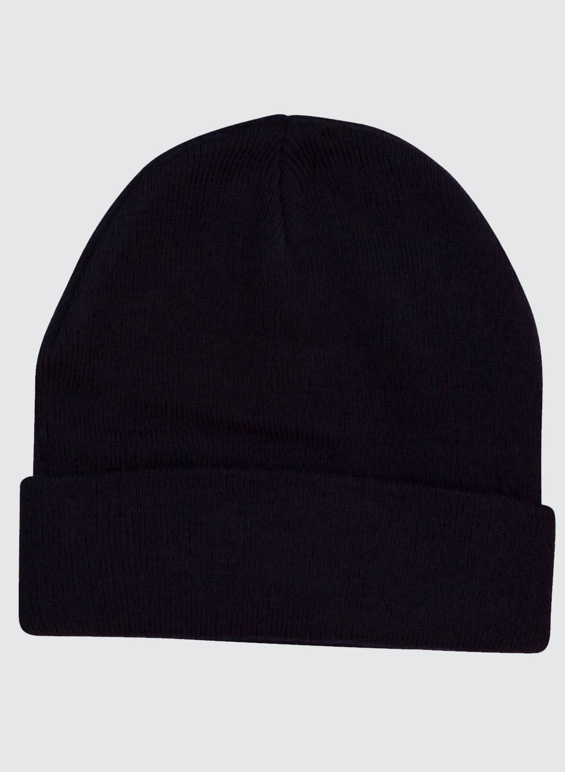 a87ae8c5907 CH28 Roll Up Acrylic Beanie - Business Image Group